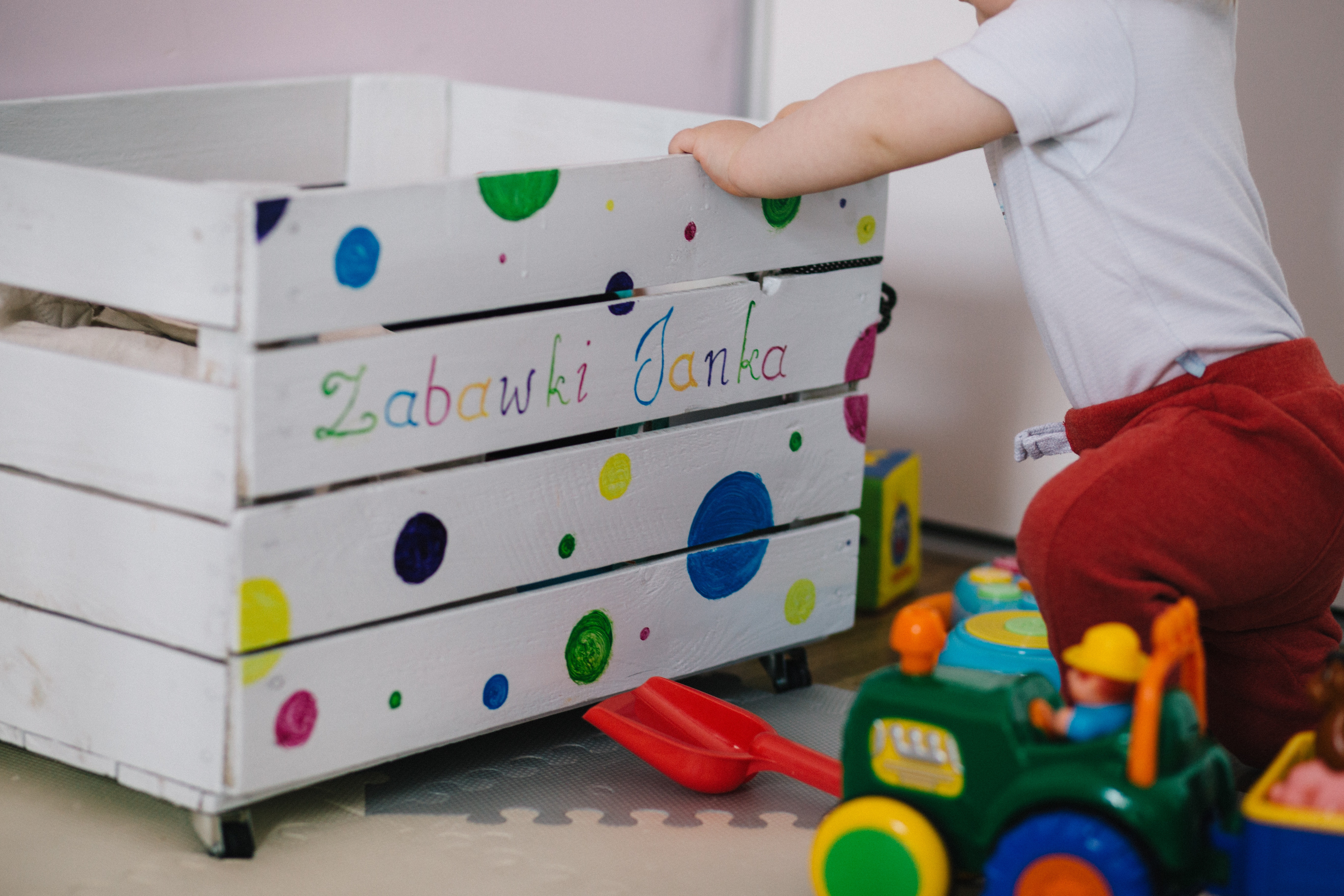 Zabawki edukacyjne i inne zabawki, czyli o prezentach na Dzień Dziecka